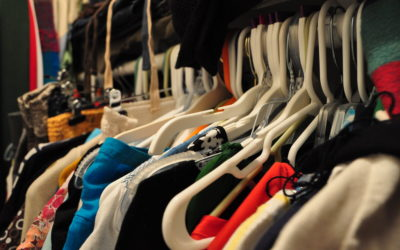 Fill Your Heart, Not Your Closet: Tips to Letting Go of Sentimental Clothing
